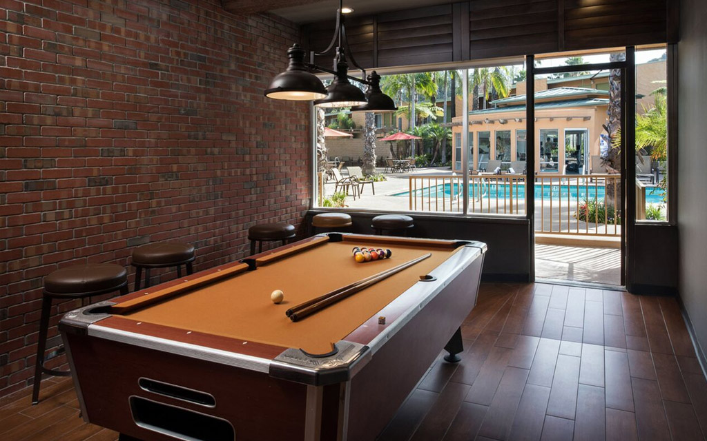 Best Western Seven Seas Amenities - Game Room