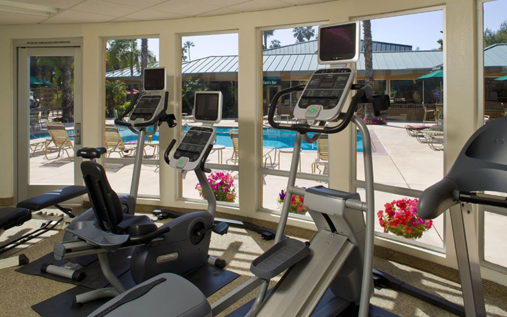 Best Western Seven Seas Amenities - Fitness Center
