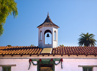 Old Town in San Diego, California