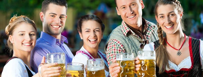 San Diego Events - Ocean Beach Oktoberfest - German Beer Celebration