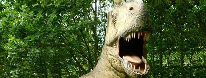 San Diego Events - Discover the Dinosaurs - Family Fun