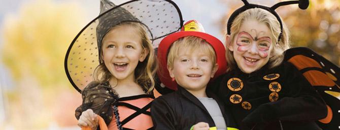 Halloween Family Day at Balboa Park