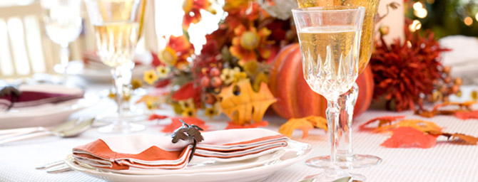 Thanksgiving Dinners in San Diego: Restaurants Near Hotel Circle