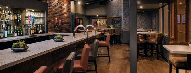 Seven Seas Cafe & Zack's Bar
