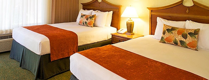 San Diego Hotel - Newly Remodeled Rooms with Amazing Amenities
