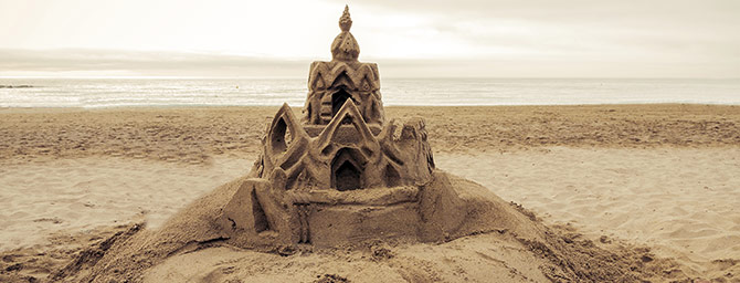 San Diego Events - Imperial Beach Sun & Sea Festival - Sandcastle Art