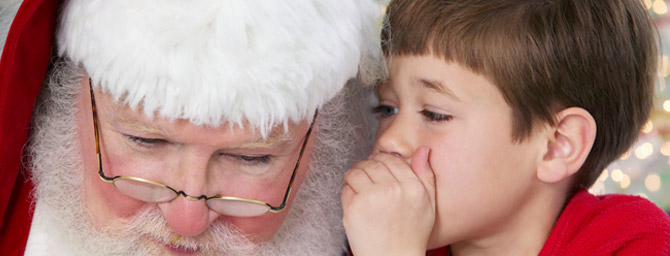 Holiday Events and Where to See Santa Claus in San Diego