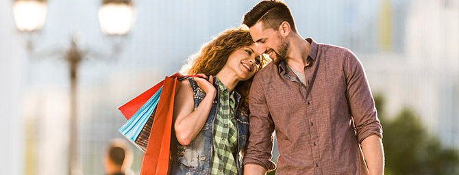 Discover new shopping deals and styles at Fashion Valley San Diego