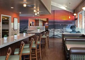 Bar in BEST WESTERN Seven Seas, San Diego