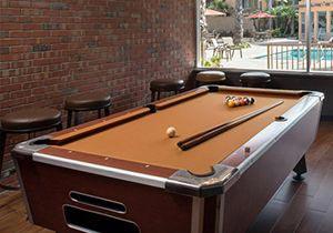 BEST WESTERN Seven Seas, San Diego Game Room