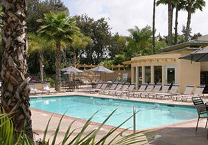 Outdoor Pool at BEST WESTERN Seven Seas, San Diego