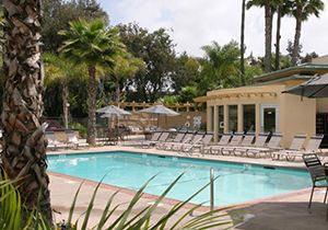 Outdoor Pool at BEST WESTERN Seven Seas, San Diego