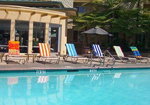 Pool in BEST WESTERN Seven Seas, San Diego