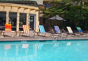 Pool in BEST WESTERN Seven Seas, San Diego