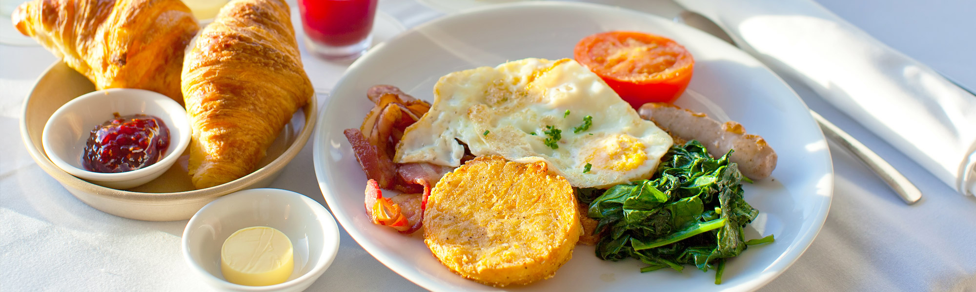 Breakfast Package at San Diego Hotel