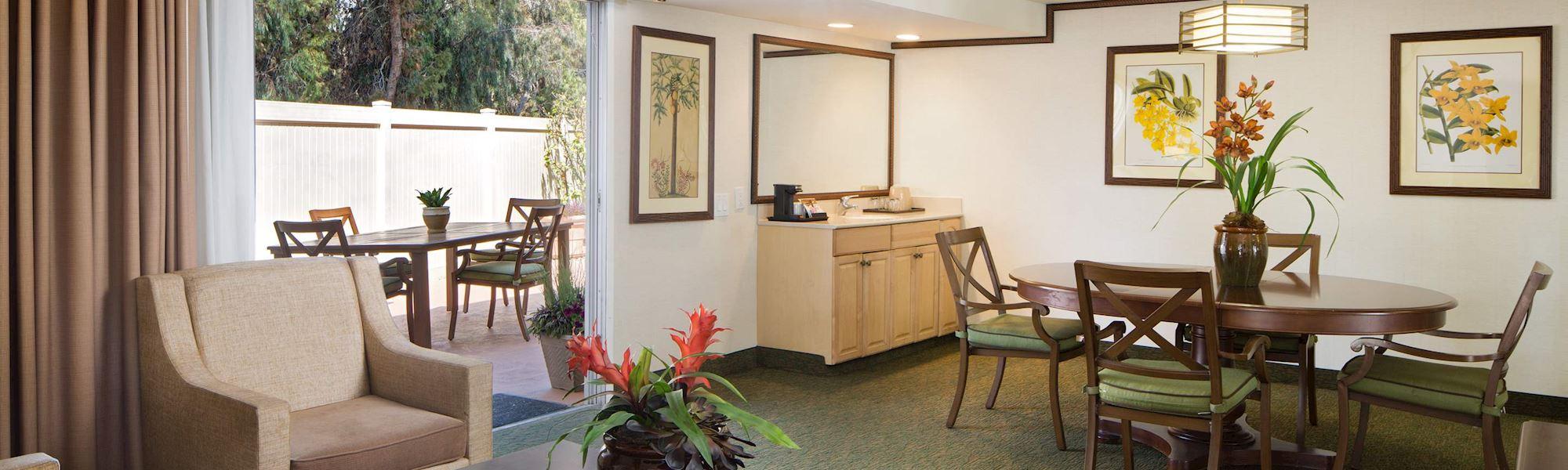 Rooms at BEST WESTERN Seven Seas, San Diego