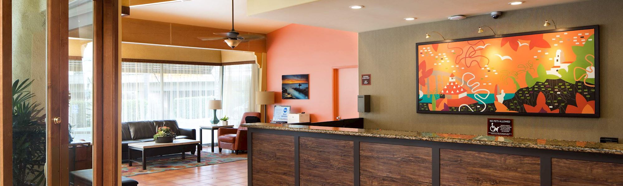 Packages offered in San Diego Hotel