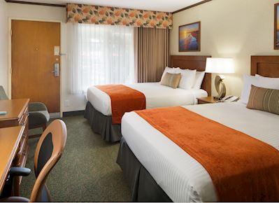 BEST WESTERN Seven Seas, San Diego Standard Double Room